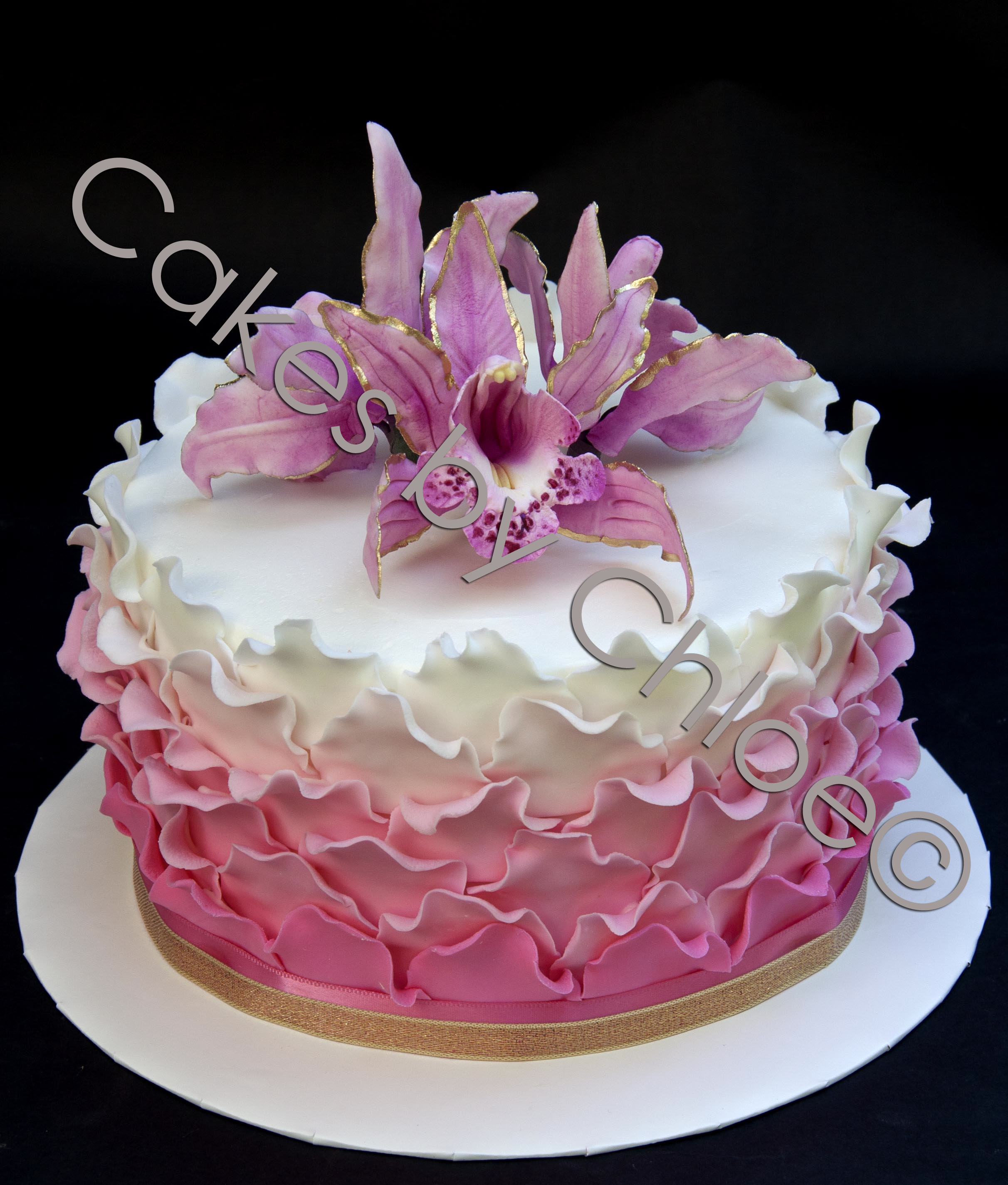 Special Occasion And Wedding Cakes: Special Occasion