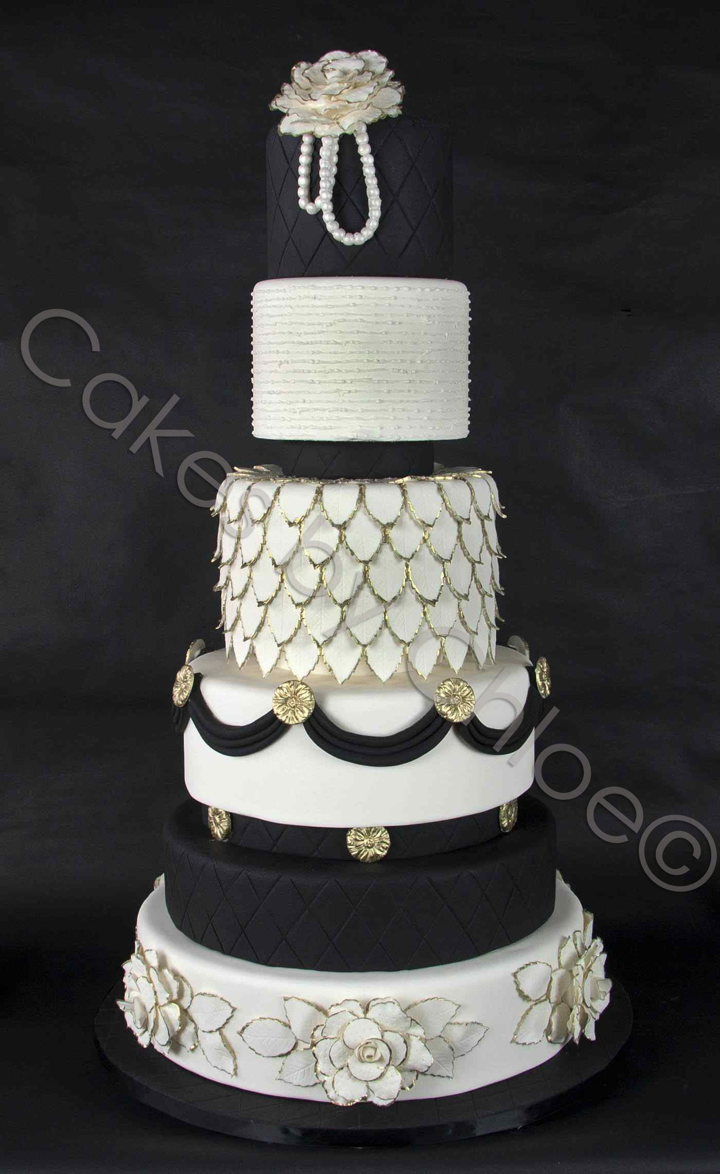 Wedding Cakes Cakes By Chloe